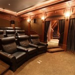 Private Residence Home Theater Woodinville Washington